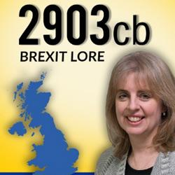 Listen here at: Brexit & why it takes two to Tango